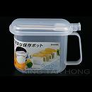 Inomata Pure Pot 0.72L 有羹調味盒