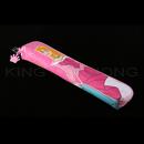 迪士尼公主粉紅色餐具盒(大)