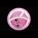 "Minnie Fun-Tastic Friends - 米妮老鼠 8.5"" 3格圓托盤"