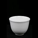 白骨瓷花雕酒杯