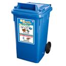 新海洋 GEO120P 膠環保垃圾桶 (紙) 120L