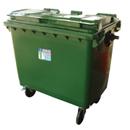 新海洋 GEO660 膠垃圾桶 660L
