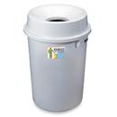 新海洋 GEO90-T 圓膠垃圾桶連蓋 90L