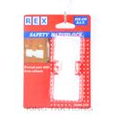 REX 2件裝安全鎖