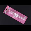 Hello Kitty 學習筷子
