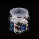 Glasslock 50oz/1500ml 玻璃密封食物罐