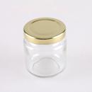金蓋玻璃瓶 90ml
